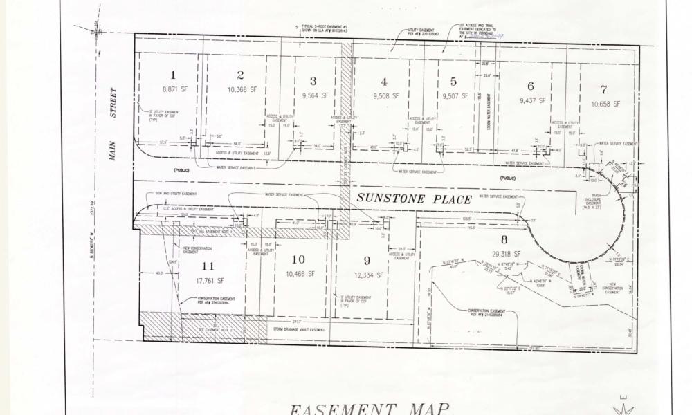 Sunstone Place Plat 07.30.19 Page 3